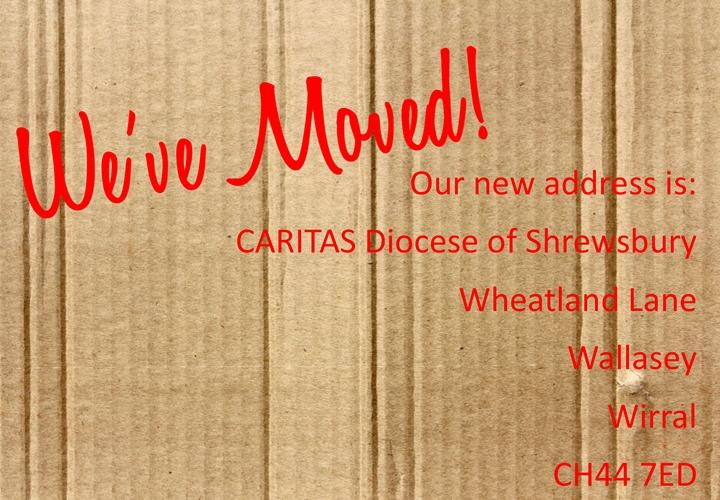 Caritas Dicoese of Shrewsbury Slider4